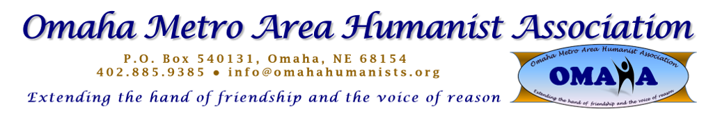 Omaha Metro Area Humanist Association